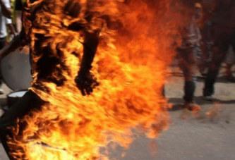 Burkina Faso : Un jeune homme se suicide par immolation dans une station-service à Dédougou