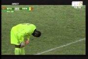Match nul entre le Burkina Faso et le Sénégal (1-1)