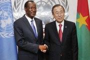 Ban Ki-Moon au Burkina : Des discours et des promesses