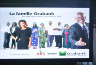 Secteur financier : BRS dévient Orabank