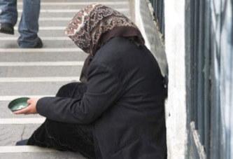 Une mendiante décède en laissant une fortune