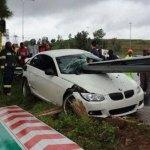 Afrique du Sud : Un joueur d'Orlando Pirates sort indemne d'un accident