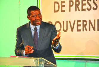 Affaire des millions de Blaise Compaoré à la presse malienne: «On ne va pas commencer à courir chaque fois qu'un journal écrit n'importe quoi»