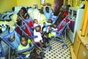 Situation d'une mère atypique:   Haoua Ouédraogo sous le poids de ses quintuplés