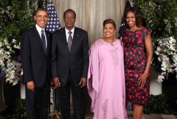 Relations Burkina – Etats-Unis:  Quand l'opposition ment comme elle … aspire !