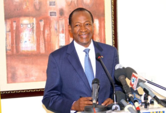 Le Président du Faso s'entretient avec l'opposition politique burkinabè…