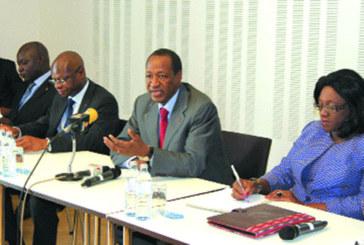 Echanges directs Blaise Compaoré-Burkinabè d'Autriche:« Nous vous considérons comme des investisseurs »
