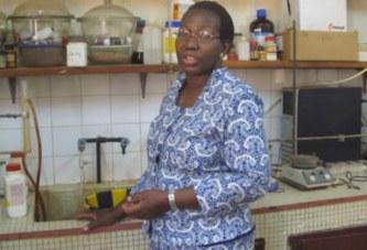Portrait : Yvonne Bonzi, une référence dans le domaine scientifique au Burkina