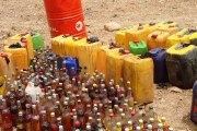 Vente illicite de carburant : 2 554 litres saisis à Banfora