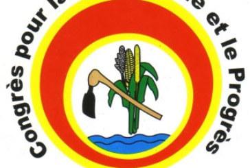 Communiqué de presse du CDP sur le drame de Lomé