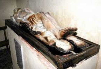 Le mystère du Christ qui brûle sans raison apparente