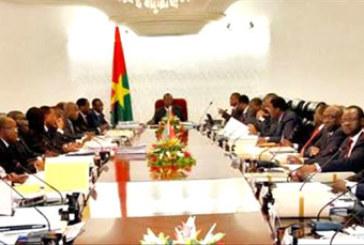 Compte rendu du conseil des ministres du mercredi 30 avril 2014
