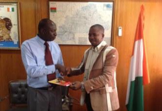 MASA à Abidjan : une délégation burkinabè chez l'ambassadeur Justin Koutaba