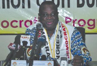 Politique: Le CDP répond à ses détracteurs