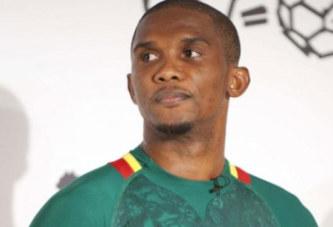 Cameroun : Eto'o qualifie Anzhi
