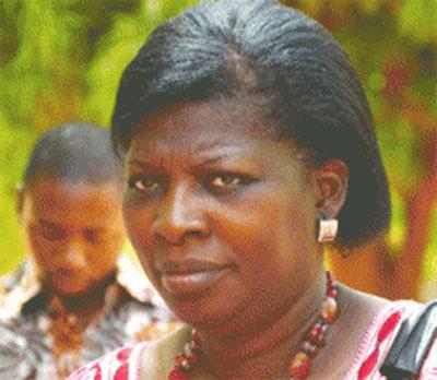 La gouverneure du Centre-Nord, Mariam Diallo/Zoromé