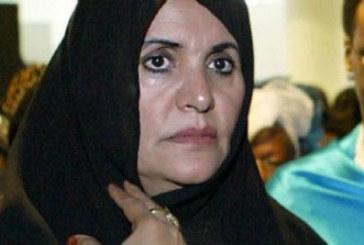 Libye : la veuve de Kadhafi réclame la dépouille de son mari