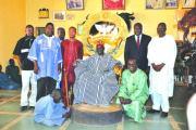 Chef de file de l'opposition politique: Zéphirin Diabré reçoit les bénédictions du Moogho Naaba