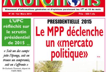 Interview du Dr Zacharia Tiemtoré, député,  porte parole de l'ADF/RDA:   « Soit un des camps jette l'éponge, soit on trouve un compromis, soit on s'affronte »