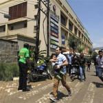 Fusillade dans un centre commercial à Nairobi, au moins 15 morts