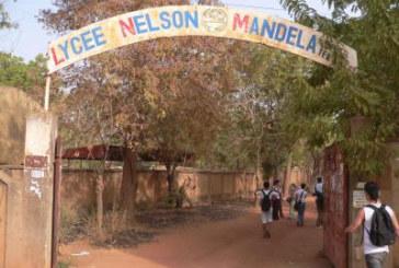Lycée Nelson Mandela: 52 élèves menacés d'exclusion