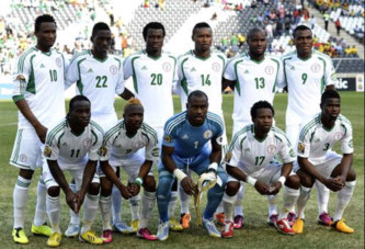 Nigeria : les 23 joueurs contre l'Ethiopie