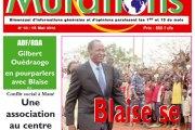 Blaise Compaoré se trompe de majorité