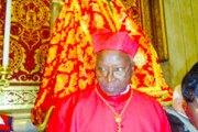Eglise catholique romaine:  Le Cardinal Philippe Ouédraogo installé