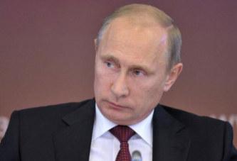 Poutine, futur Prix Nobel de la paix ?