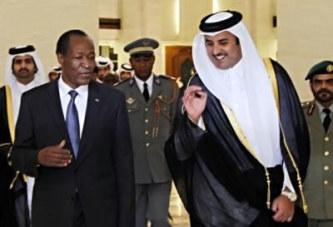 Le Qatar va financer la réalisation de logements sociaux et d'une autoroute au Burkina