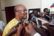 Christian KABORE, démissionnaire du CDP : « L'erreur est humaine…, je fais mon mea-culpa »