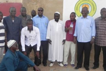 UPC: visite surprise de Zéphirin Diabré aux comités de base de son parti