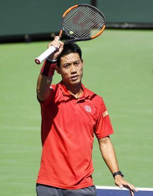 テニス|錦織選手好調!2年連続8強、ベスト4入り期待
