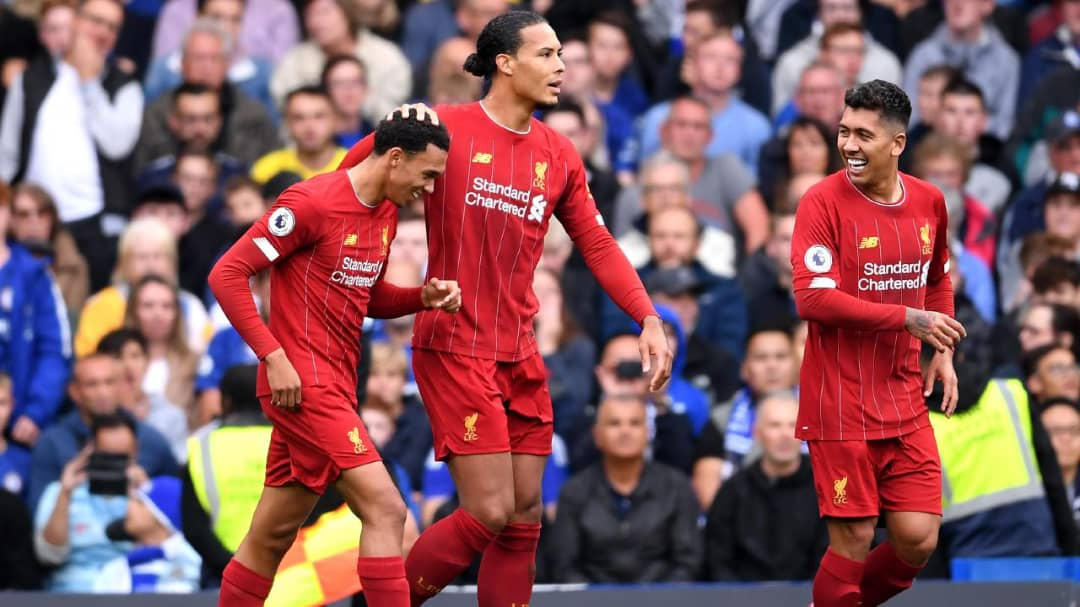 Premier League: Liverpool domine Chelsea et continue à faire le plein au tableau