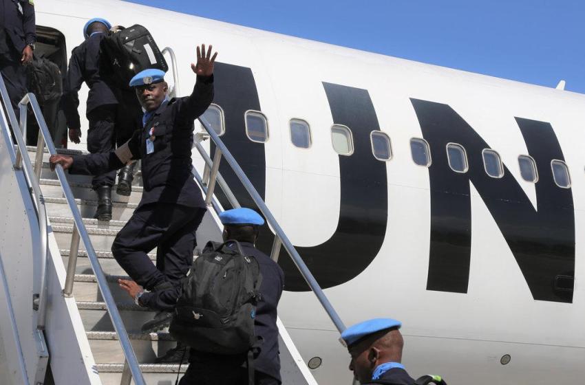 Départ des policiers rwandais après 8 ans d'appui à la PNH