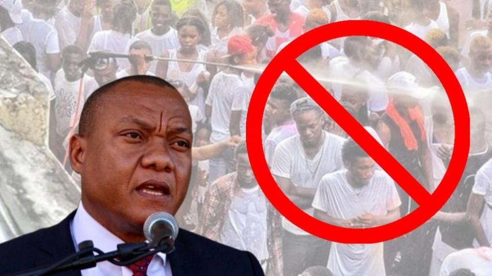 Neil Latortue ne veut pas du « Car Wash party » aux Gonaïves
