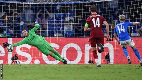 Ligue des champions : Liverpool a mordu la poussière à Naples