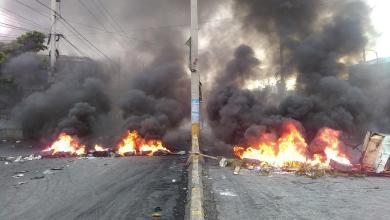 Photo of Haïti Mobilisation : Une nouvelle journée de protestation contre le pouvoir en place