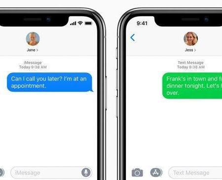 Apple a rêvé de transformer les IPhone en talkie-walkies, grâce à un IMessage fonctionnant sans connexions