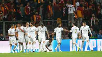 Photo of Ligue des champions : Le Real Madrid s'impose difficilement face à Galatasaray