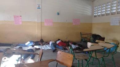 Photo of En vue de forcer Jovenel Moïse à quitter le pouvoir, des étudiants entament une grève de faim