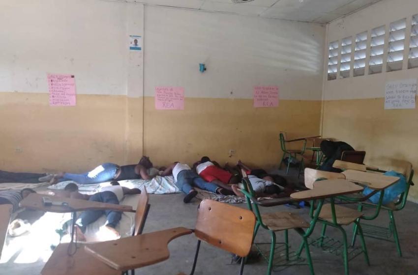 En vue de forcer Jovenel Moïse à quitter le pouvoir, des étudiants entament une grève de faim