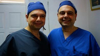 Photo of Le Dr Jerry Bitar de l'hôpital Bernard Mevs a été libéré.