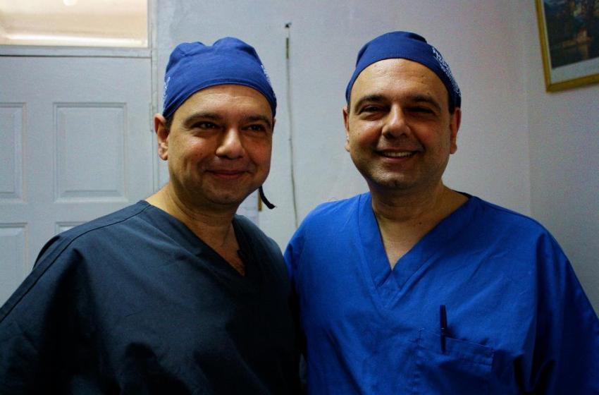 Le Dr Jerry Bitar de l'hôpital Bernard Mevs a été libéré.