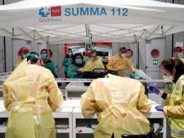 Cornavirus plus de morts en Espagne qu'en Chine