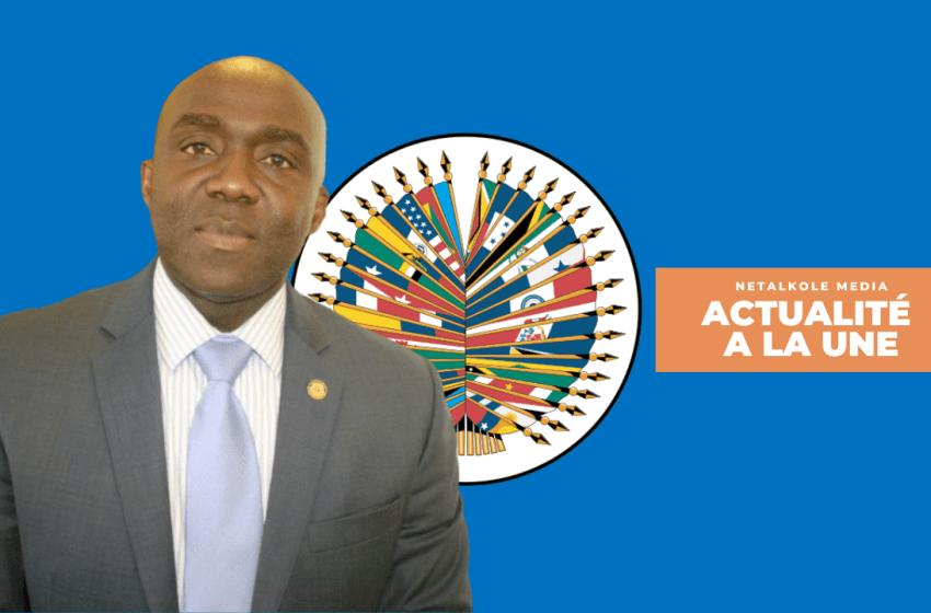 Haïti assure la présidence du Conseil permanent de l'Organisation des Etats américains