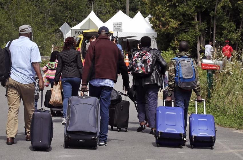 Les États-unis s'apprêtent à déporter 68 haïtiens en Haïti