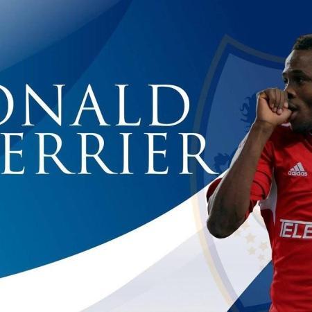 Actualités-sports:L'international haïtien Donald Guerrier est de retour au FC Qarabag
