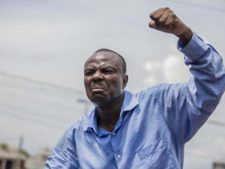 Haiti-Actualites: Moise Jean Charles se sent confortable et annonce une grande mobilisation pour ce 17 & 18 novembre 2020