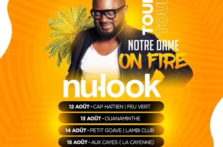 Mizik : Nu-Look ap Ayiti soti 12 pou rive 15 dawout